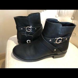 Guess short boots
